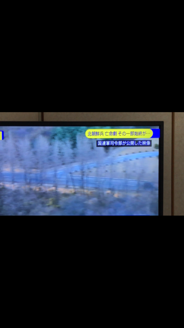 北朝鮮兵 必死の亡命